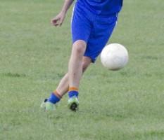 サッカー 膝