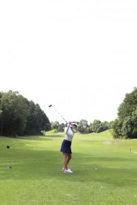 ゴルフ 女性