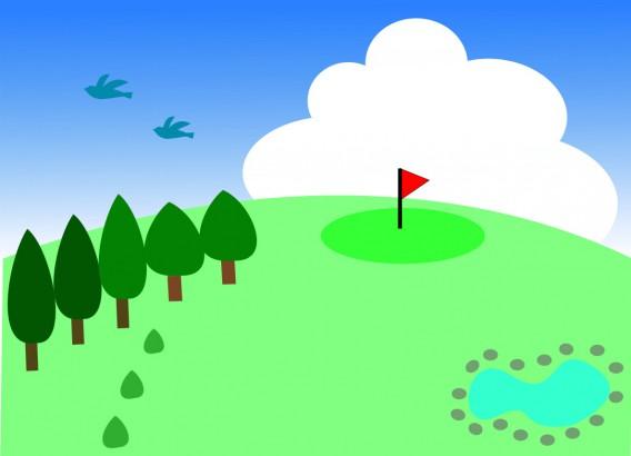 ゴルフで腰を痛めないコツ